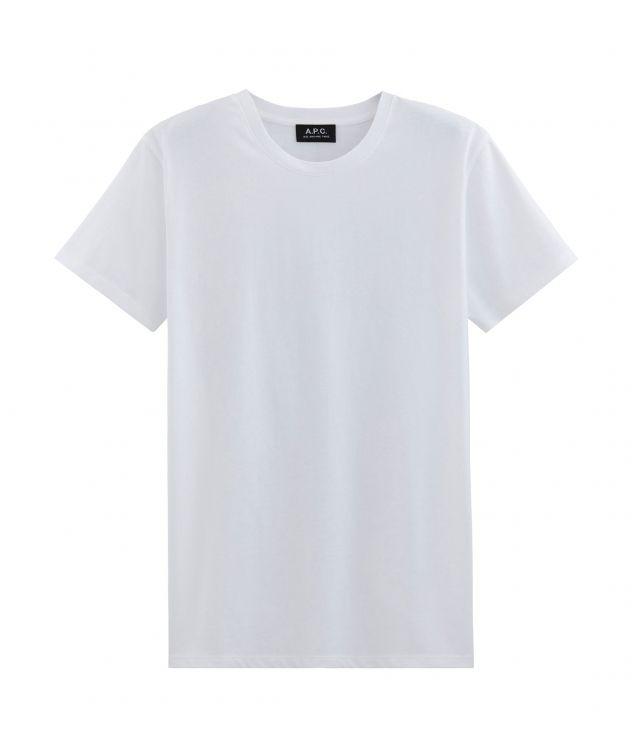 아페쎄 반팔티 A.P.C. Jimmy T-shirt,WHITE