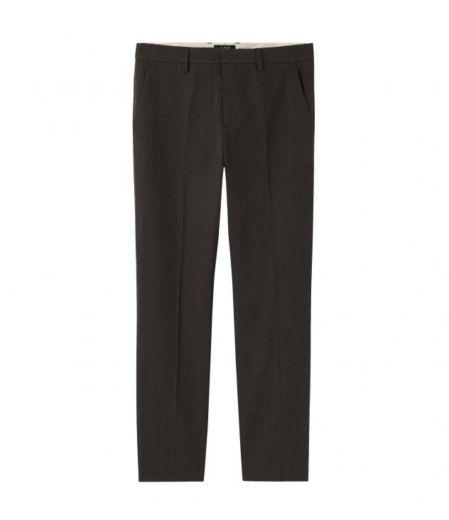 아페쎄 A.P.C. Raphael trousers,Charcoal grey
