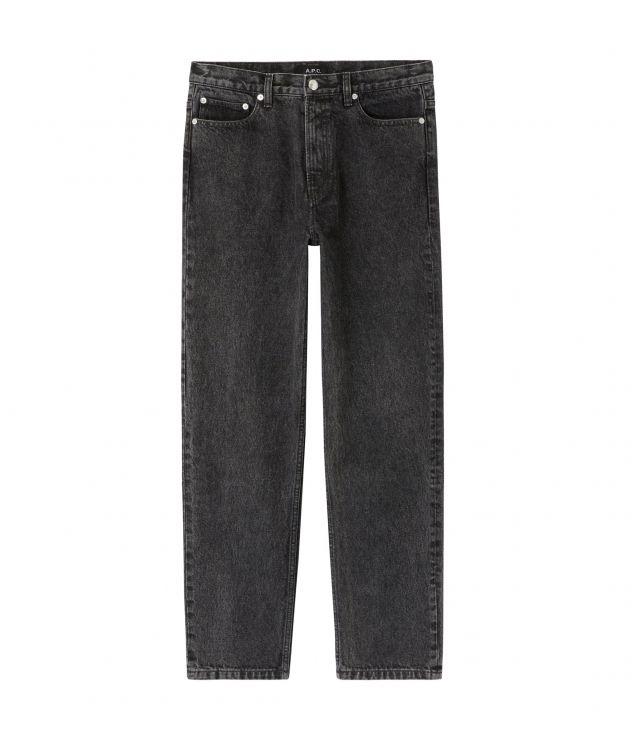 아페쎄 청바지 A.P.C. Martin jeans,Near black
