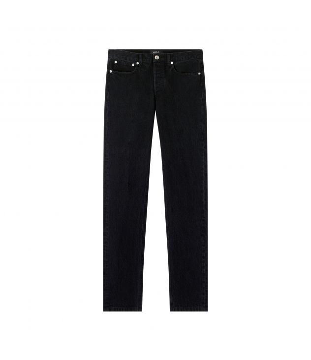 아페쎄 청바지 A.P.C. Petit New Standard,OFF-BLACK