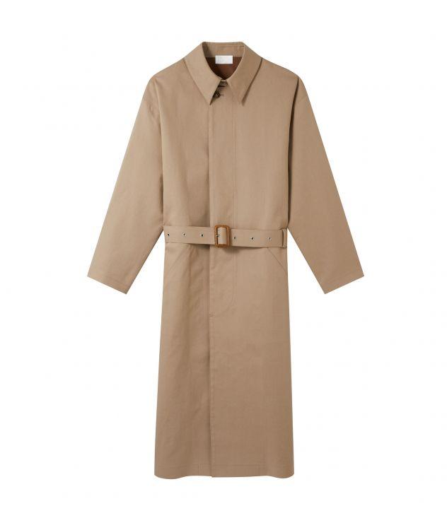 아페쎄 트렌치 코트 A.P.C. Balt trench coat,TAUPE