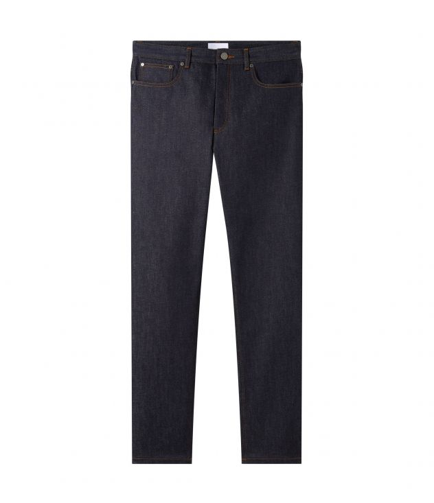 아페쎄 청바지 A.P.C. Harbor jeans,INDIGO