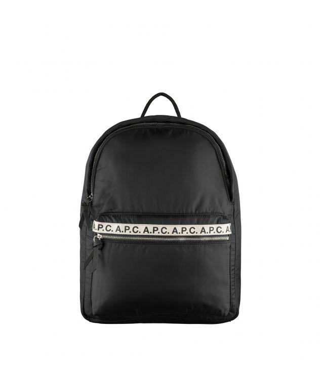 아페쎄  백팩A.P.C. Marc backpack,BLACK