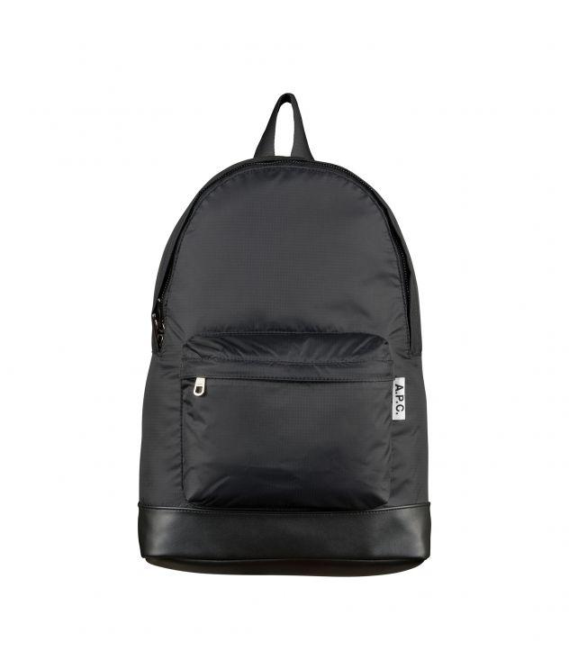 아페쎄 백팩 A.P.C. Ultra Light backpack,BLACK