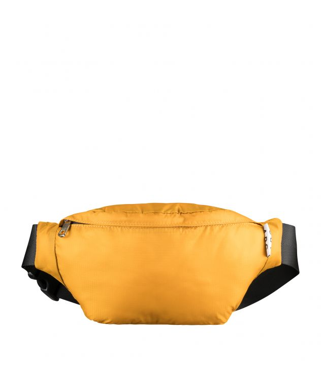 아페쎄 A.P.C. Ultra Light bum bag,Ochre