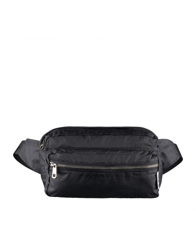 아페쎄 벨트백 A.P.C. Ultralight belt bag,BLACK