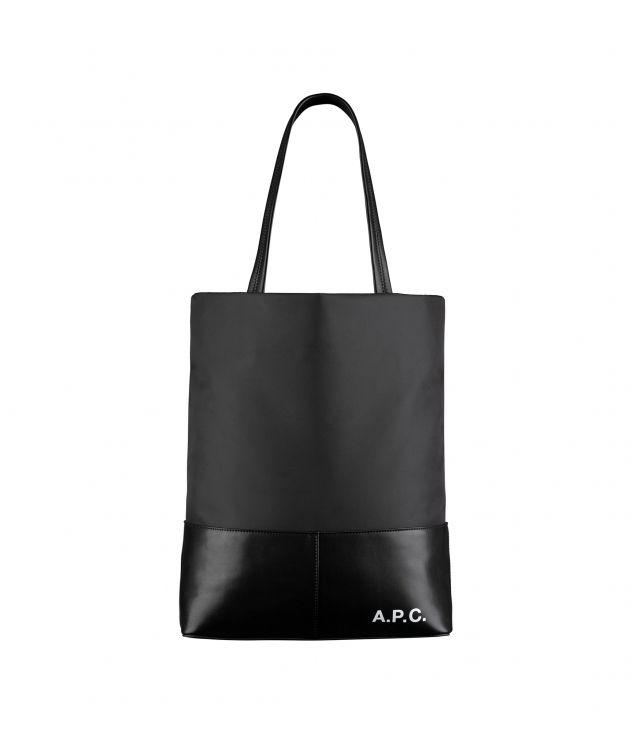 아페쎄 토트백 A.P.C. Camden shopping bag,Black