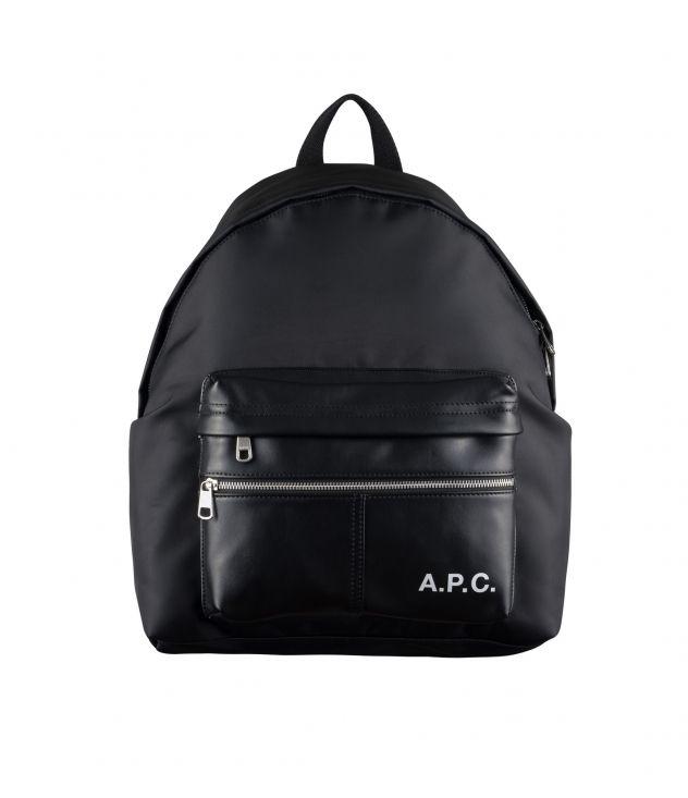 아페쎄 백팩 A.P.C. Camden backpack,BLACK