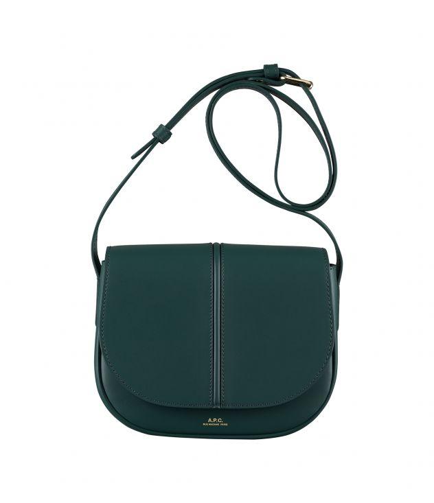 아페쎄 크로스바디백 A.P.C. Betty bag,DARK GREEN