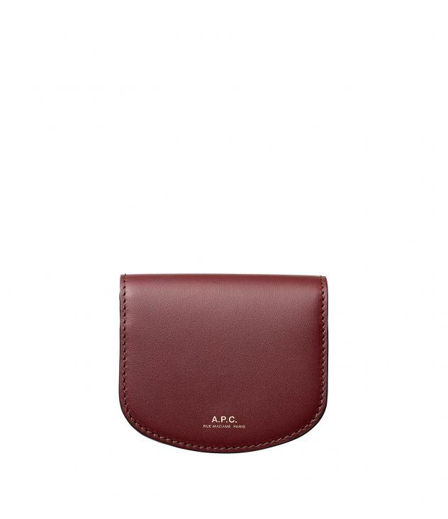 아페쎄 동전지갑 A.P.C. Dina coin purse,VINO