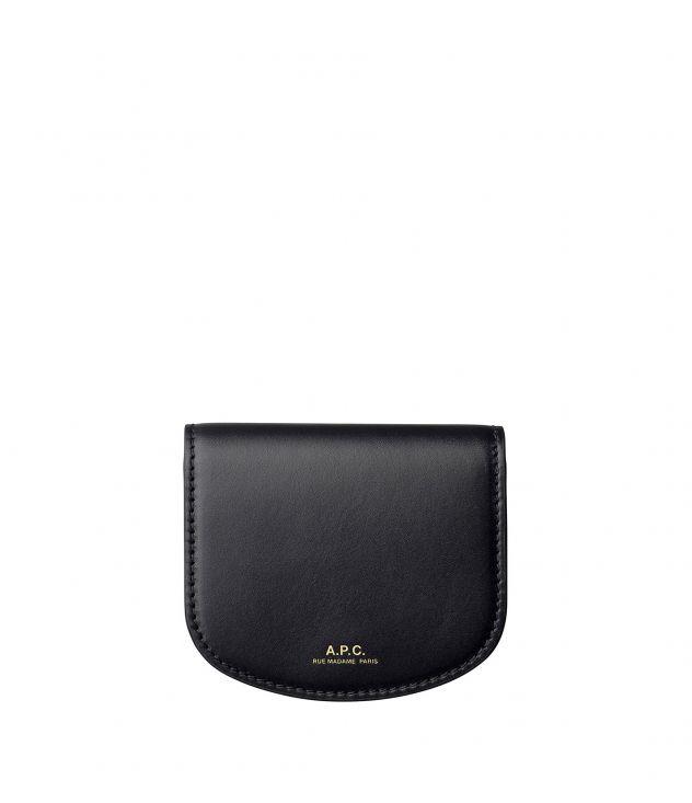 아페쎄 동전지갑 A.P.C. Dina coin purse,BLACK