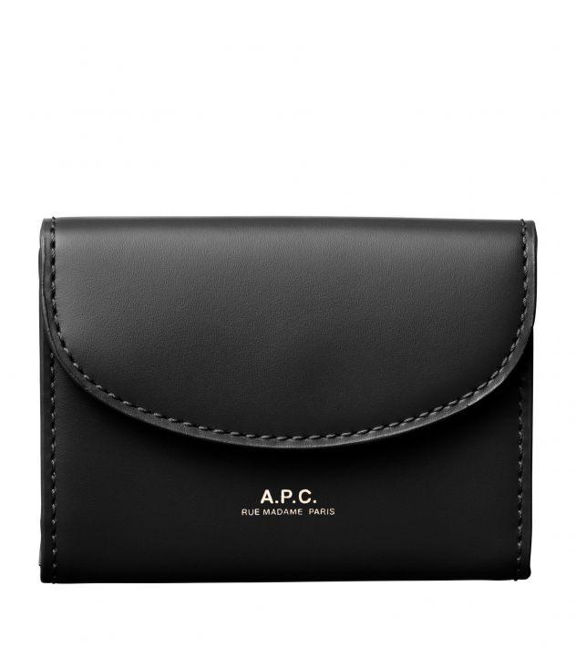 아페쎄 카드홀더 A.P.C. Geneve business card holder,BLACK
