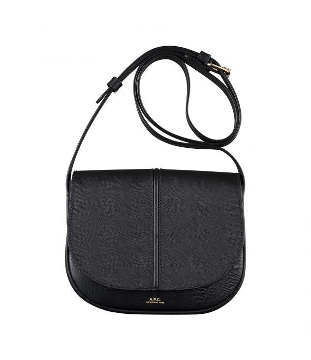 아페쎄  크로스바디백A.P.C. Betty bag,BLACK