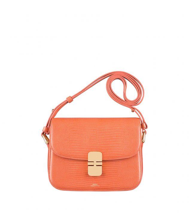 아페쎄 크로스바디백 A.P.C. Grace Small bag,CORAL