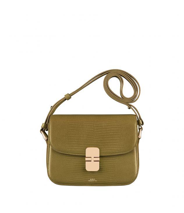 아페쎄 크로스바디백 A.P.C. Grace Small bag,OLIVE