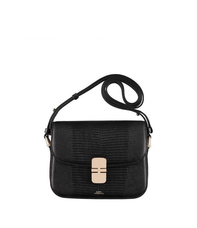 아페쎄 크로스바디백 A.P.C. Grace Small bag,BLACK