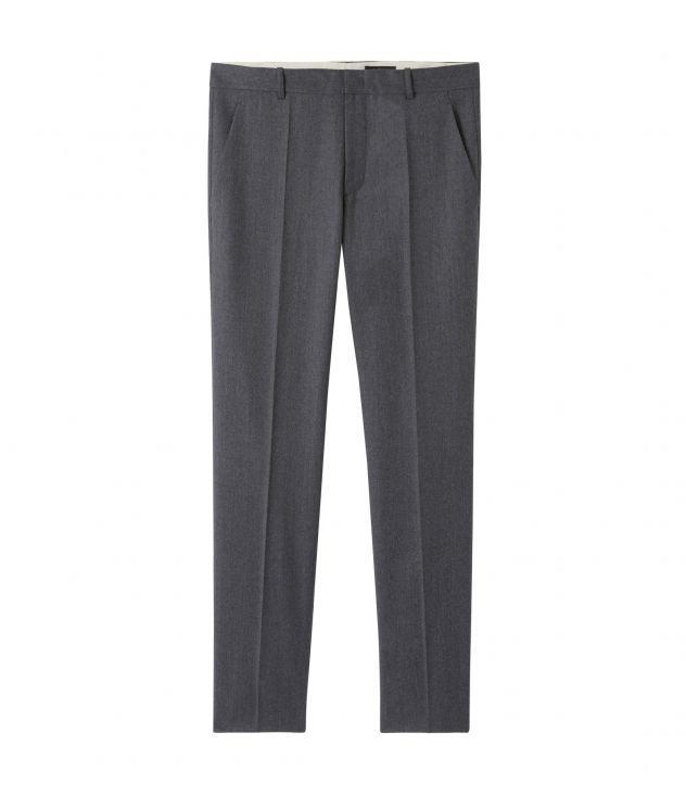 아페쎄 팬츠 A.P.C. Formel trousers,Heather grey