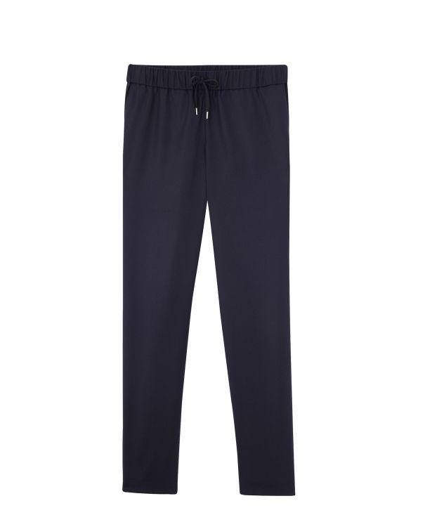 아페쎄 A.P.C. Kaplan trousers,Dark navy blue