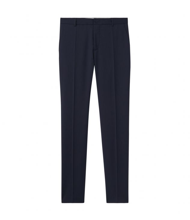아페쎄 팬츠 A.P.C. Formel trousers,Dark navy blue