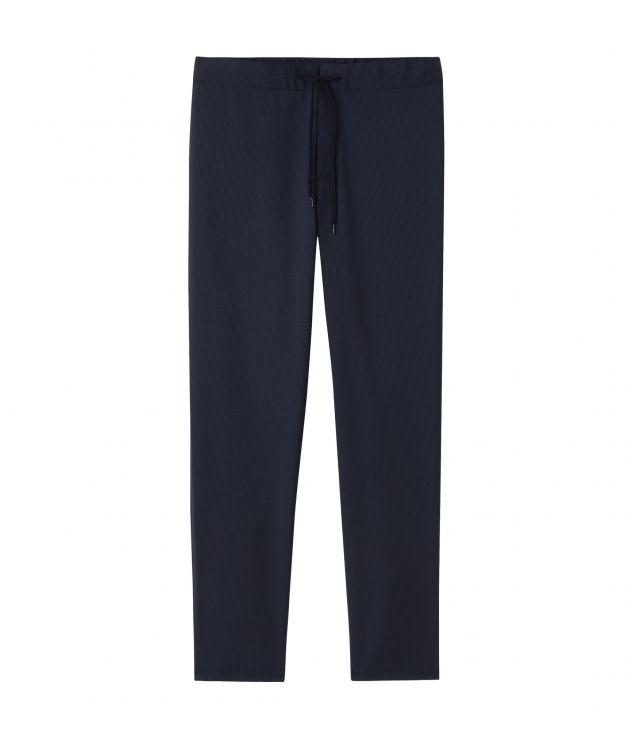 아페쎄 A.P.C. Etienne trousers,Dark navy blue